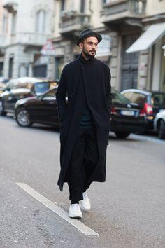 (+1) Cамые модные мужчины Милана : Мода : Стиль жизни : Subscribe.Ru