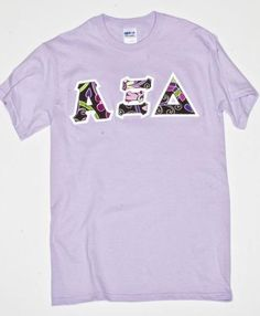vera bradley alpha xi delta one cute stitch letter t shirt