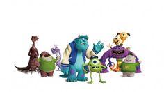 Monster University 2013 Wallpaper