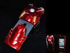 Capa para iPhone Iron Man Mark VII é AWESOME! | ROCK N TECH