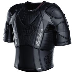 Troy Lee Designs 5850 Hot Weather Shirt - Black