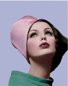 Photo by Bert Stern    Vogue, 1962