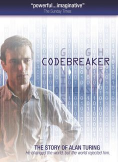 "NEW CENTAUR FILM DISTRIBUTION ANNOUNCEMENT: JUST RELEASED | ""CODEBREAKER"" - THE STORY OF ALAN TURNING. He changed the world, but the world rejected him. 