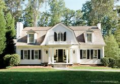 Summerfield Design Blog | Raise the Roof: Part Two #gambrel #roof