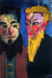 7th August. Emil Nolde was a German Danish painter born on this day in 1867. http://brambleart.com/