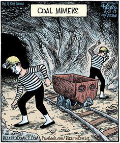 Coal Mimers