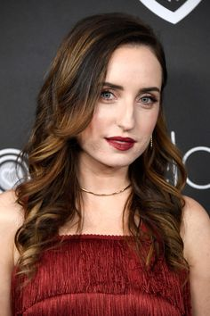 Zoe Lister-Jones attends the 18th Annual Post-Golden Globes Party hosted by Warner Bros. Pictures and InStyle at The Beverly Hilton Hotel on January 8, 2017 in Beverly Hills, California.