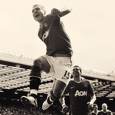 """He is a warrior and a captain who will always battle for you.""   - Sir Alex Ferguson on Nemanja Vidic"
