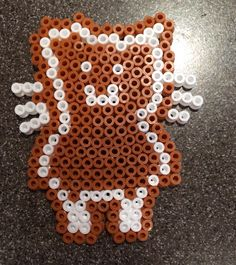 Hama bead perles - Hello Kitty Ginger Bread
