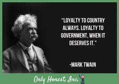 Timeless Mark Twain