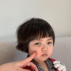 Cute Baby Meme, Baby Memes, Cute Memes, Cute Asian Babies, Korean Babies, Cute Babies, Cute Little Baby, Little Babies, Funny Profile Pictures
