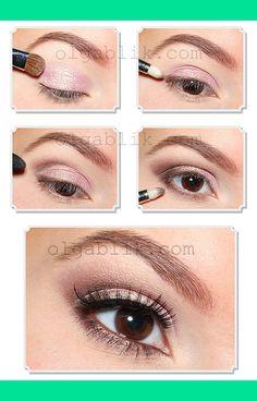 Everyday makeup Make-Up Tutorial | Olga B.'s (olgablik) Photo | Beautylish