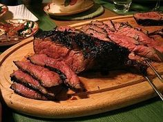 How to Cook a London Broil in the Oven