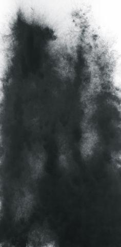 Kaari Upson   Untitled, 2009   smoke and oil on panel