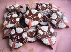 Krampus Cookies