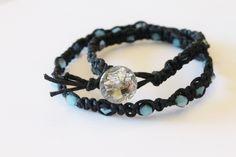 Woven Beaded Bracelet DIY (9)