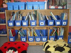 Sprinkles to Kindergarten!: My Classroom Library