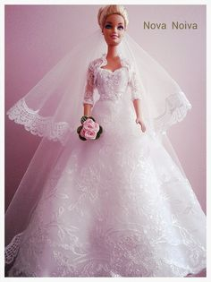 Barbie ready to wed