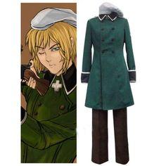 Axis Powers Hetailia Vash Zwingli Cosplay Costume For Sale