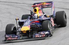 F1 Sebastian Vettel for Red Bull Racing