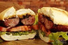 Receita de Sanduíche de calabresa em receitas de paes e lanches, veja essa e outras receitas aqui!
