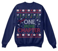 Discover Book Readers Holiday Christmas Sweater Sweatshirt from Ugly Christmas Gift a custom product made just for you by Teespring. Holiday Sweater, Christmas Sweaters, Book Reader, Ugly Sweater, Christmas Holidays, Graphic Sweatshirt, Sweatshirts, Books, Christmas Vacation