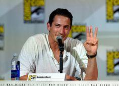 Sasha Roiz Grimm Season 4 Panel - Comic-Con ...