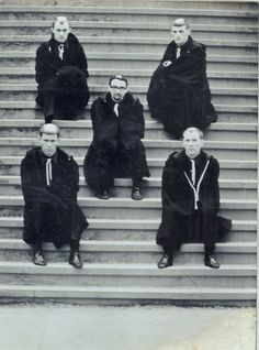 The Monks, Germany ca 1966