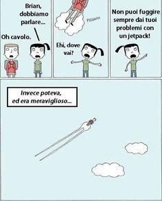 Zainetto Jet