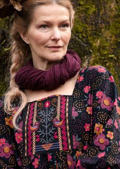"""""""Söderöra"""" eco-cotton dress – Roslagen – GUDRUN SJÖDÉN – Webshop, mail order and boutiques 