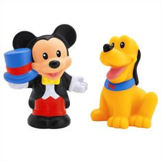 Magic of Disney Mickey & Pluto by Little People® - Shop Little People Toddler Toys | Fisher-Price