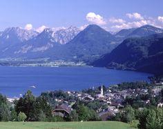 St. Gilgen & St. Wolfgang in the Lake Wolfgangsee Region