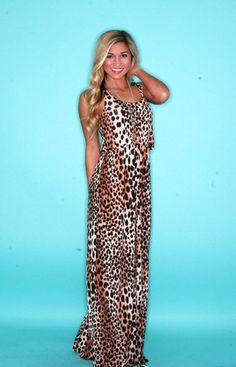 Hollywood Cheetah Maxi   Impressions