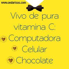 Yo vivo a pura vitamina c