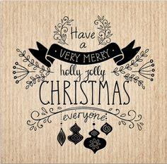 Kerstkaart op karton met een kerstwens voorop. Gebruik deze kaart en maak hiervan zelf je eigen persoonlijke kerstkaart. Wil je de kaart door ons laten opmaken? Geen probleem, wij helpen je graag!