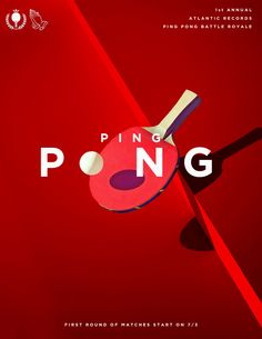 ATL Ping Pong on Behance