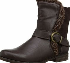 Lotus Rink, Womens Ankle Boots, Brown, 6 UK (39 EU) The ladies Rink calf boots from Lotus come in smooth brown synthetic uppers with contrast faux suede detailing and fleece trim for a cosy finish. The inside zip and ankle (Barcode EAN = 5052710268299) http://www.comparestoreprices.co.uk/latest2/lotus-rink-womens-ankle-boots-brown-6-uk-39-eu-.asp