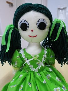 Recycled Rag Doll April £20.00
