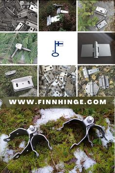 Door and gate hinge hardware, various models - all made in Finland and can be adjusted to your specifications. Feel free to visit our website and/or contact us for more information! Self-closing safety gate hinges, piano hinges, ball bearing hinges, bolt hinges - and more! Types Of Hinges, Gate Hinges, Finland, Piano, Safety, Hardware, Doors, Models, Website