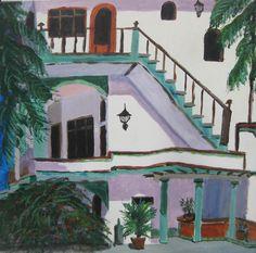 Hotel in Puerto Escondido Mx. | Darryl Freeman