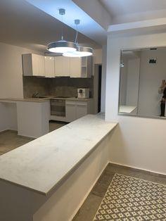 Kitchen Cabinets, Interior Design, Table, Furniture, Home Decor, Nest Design, Decoration Home, Home Interior Design, Room Decor