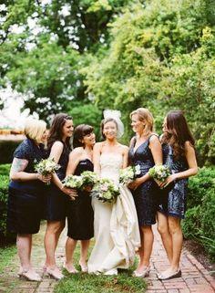 Elegant Washington DC Wedding Restaurant Reception Katie Stoops Photography 78 275x375 Elegant Fall Wedding in Washington, DC: Sara + Niko