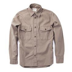 Huckberry Explorer's Shirt