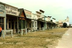Old Dodge City Kansas | Boot Hill Museum in Dodge City