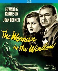The Woman in the Window (Blu-ray) - Kino Lorber Home Video