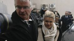 Corinna Schumacher Grenoble 04.01.2014