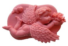 Just Bath And Body Stuff - Cupid Cherub Handcrafted Soap U Pick Scent Great Pranks, Soap Shop, Hotel Supplies, Best Soap, Cellophane Bags, Cherub, Cupid, All The Colors, Bath And Body