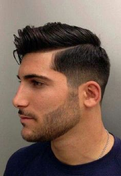 22 Trendy Hairstyles for mens 2018