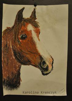 #horse #pastels 2012