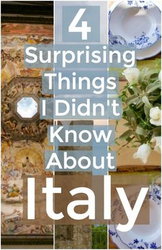 Things to know about Italy - Italian culture, history, and lifestyle in Italy   Intentional Travelers